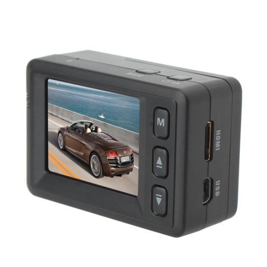 1080P D008 FHD Wifi-enabled Car Sport Action DVR Waterproof 80M 2021