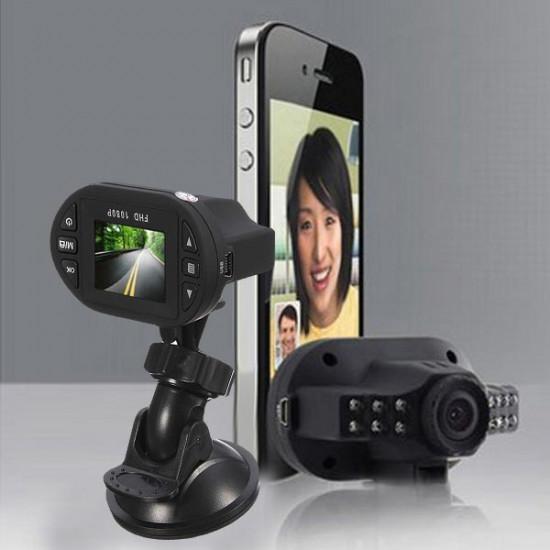 1.5 Inch HD DVR Dash Cam Camera IR LED Night Vision Recorder C600 2021