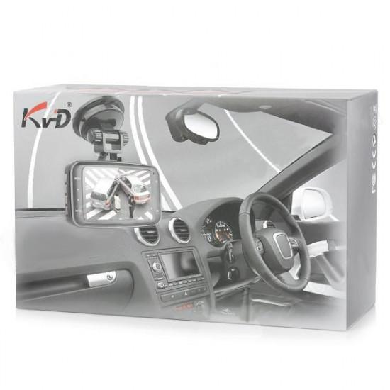 1.5 Inch TFT 1080P 5MP Wide Angle Car DVR KVD K1W Camcorder 2021