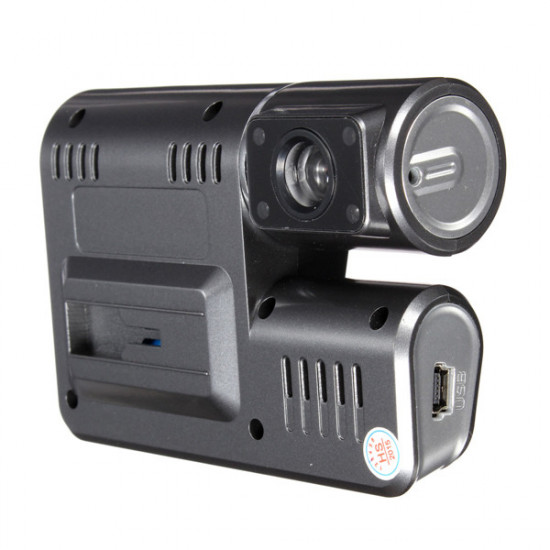 170 Degree HD 720P TFT Car DVR Camera Video Recorder G-Sensor Night Vision 2021