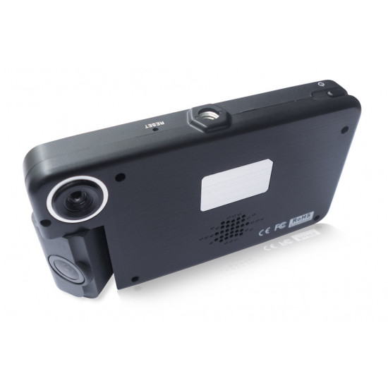 2.7 In Dual Lens Double Channel Car DVR 609 HD Video Recorder DV 2021