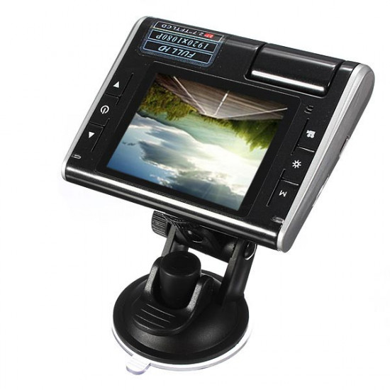 2.7 TFT HD DVR Car Cam Video Dash Recorder Camera K8000 2021