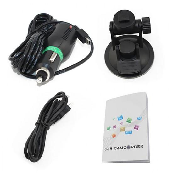 AT300 1080P 2.7 LCD DVR Vehicle HDMI Video Camera Recorder G-Sensor 2021