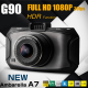 Ambarella A7 Car DVR G90 Video Recorder Full HD 1080P 2.7 Inch 2021