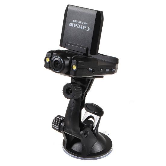 Car DVR 2-Inch LCD Night Vision 1280x960 Resolution Driving Recorder 2021