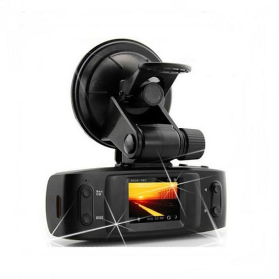 Car DVR Cam Camera GS1000 IR LED Night Vision Vehicle Camcorder 2021