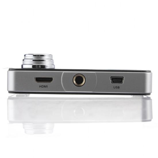 Car DVR K6000 Camera Video Recorder HD 1920x1080P 2.7 Inch TFT Screen 2021
