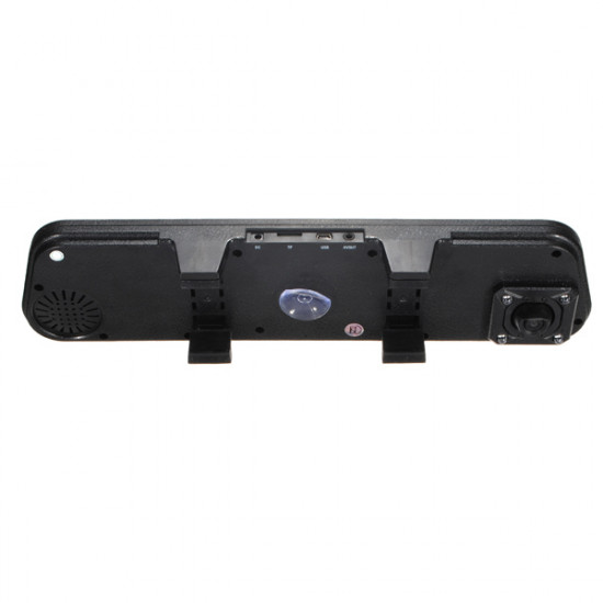 Car Rearview Mirror DVR HD 1280x720P H.264 Video Camera 2021