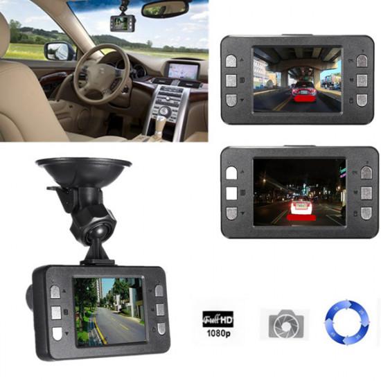 HD 1080P Car DVR Camera Video Recorder Dash Cam Night Vision G-sensor 2021