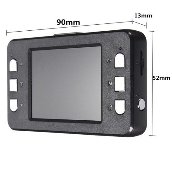 HD 1080P Car DVR Vehicle Camera Lens Recorder Dash Cam Night Vision 2021