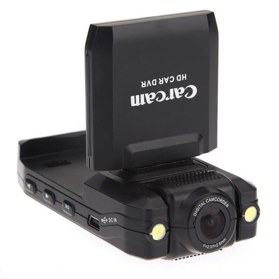 HD 1280 Driving Recorder Night Vision Portable Car Camera DVR 2021