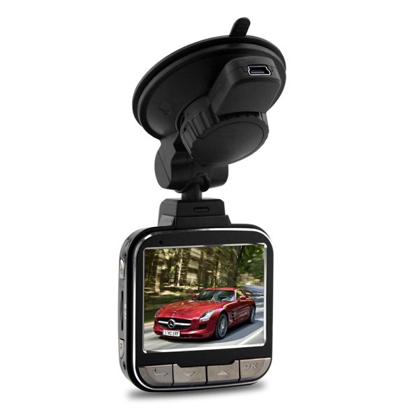 MINI CAR DVR GS52D Ambarella A7LA50 170 Degree Wide Angle Lens High Resolution Car DVRs