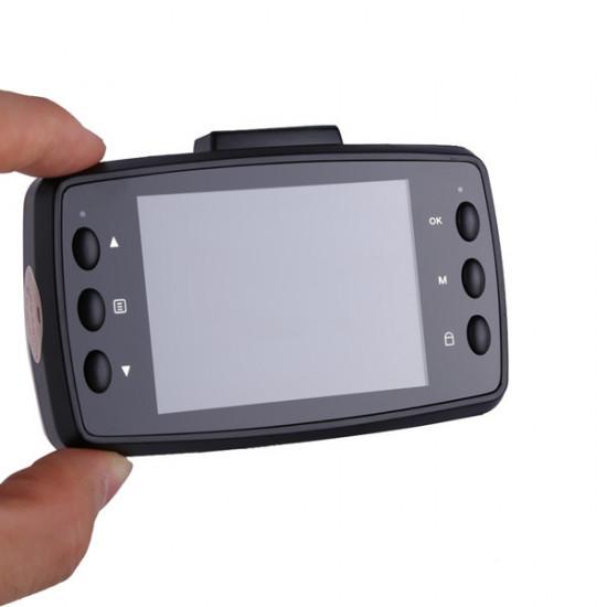 RH-Q5 2.7LTPS 1080P HD Car DVR AVI Video Camera Recorder G-Sensor 2021