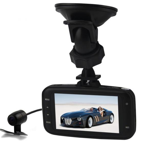 X80 720P Car DVR Camera Video Recorder Night Vision 2.7Inch 2021