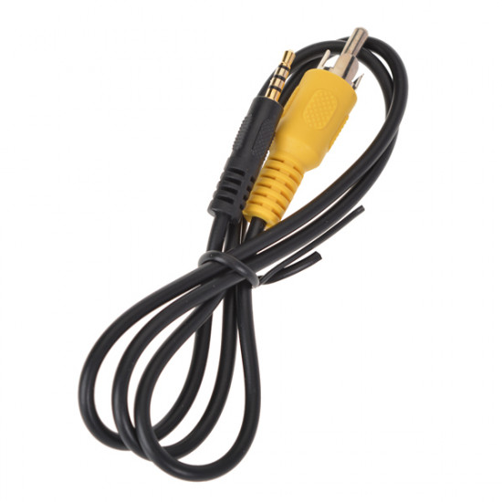 GOPRO Accessories Video Cable For Hero 2 Only 2nd Generation AV Cable 2021