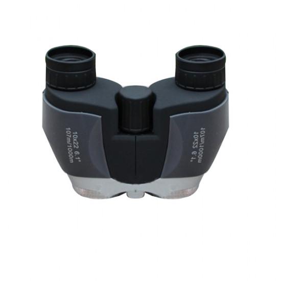 10X22 High Definition Mini Binoculars Hiking Tourism Telescope 2021
