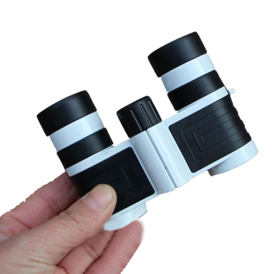 7X18 HD Mini Binoculars Outdoor Hiking Tourism Telescope 2021