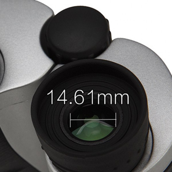 8x22 Binocular Pocket Telescope Folding Monocular Focus Ajustable 2021