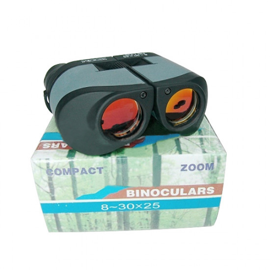 8x30 Binoculars Big Eyepiece Wide Vision Telescope For Outdoor Travel 2021