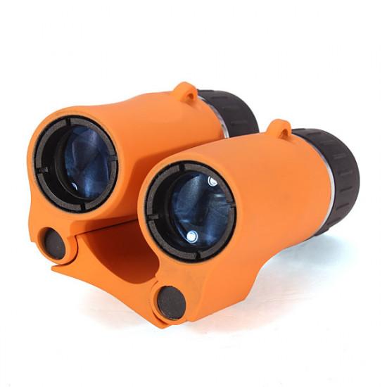 BOSMA 6X18 Mini HD Waterproof Binoculars Hiking Tourism Telescope 2021