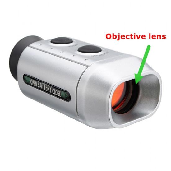 New Digital 7 x Golf Range Finder Golfscope Scope Bag 2021