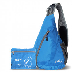 Outdoor Cycling Camping Traveling Folding Messenger Bag