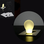 Outdoor Portable LED Card Light Pocket Wallet Emergency Light Camping & Hiking