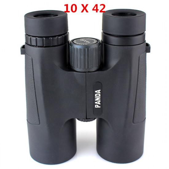 Panda 10X42 Camping Hiking Traveling HD Binoculars Telescope 2021