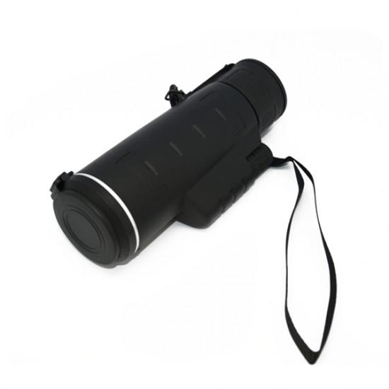 Panda Camping Hiking Traveling 18X62 Portable Monocular Telescope 2021