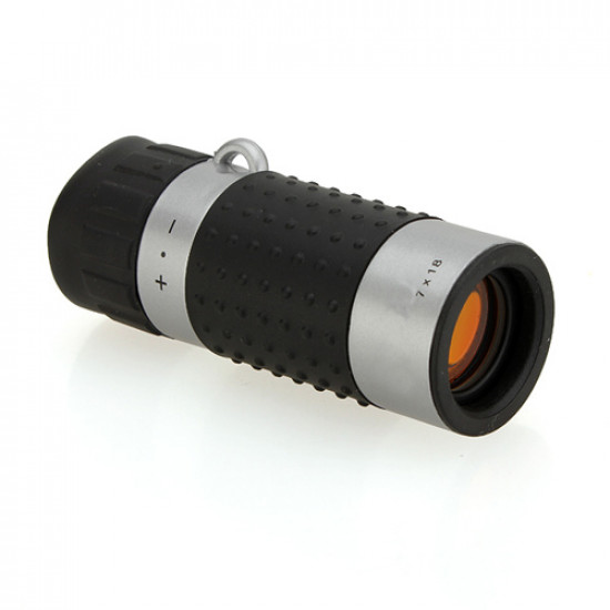 Travel Outdoor Sport 7x18mm Monocular Telescope 2021