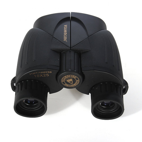 VISIONKING 10x25 Paul Pocket Binoculars Shimmer Night Vision Telescope 2021