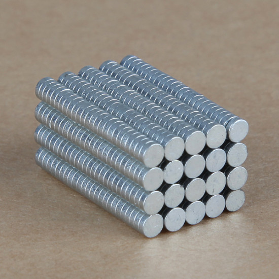 100PCS 3mm x 1mm N35 Rare Earth Neodymium Super Strong Magnets 2021