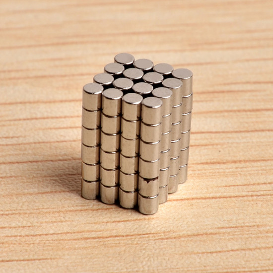 100pcs N40 D2X2mm Neodymium Magnets Rare Earth Magnet 2021