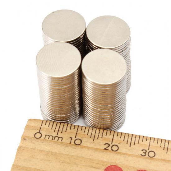 100pcs N50 Round Disc 12 x 1mm Magnet Rare Earth Neodymium 2021