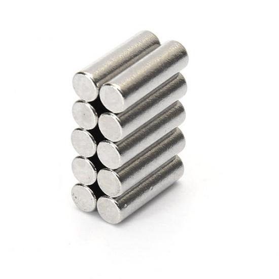 10PCS 3mmx10mm N35 Round Neodymium Magnets Rare Earth Magnet 2021