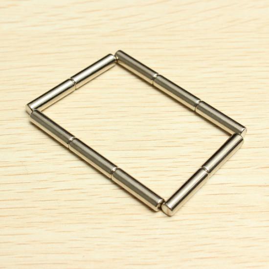 10PCS D4mmx16mm N42 Round Neodymium Magnets Rare Earth Magnet 2021