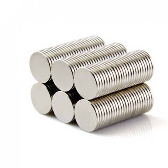 30PCS N35 10mmx1mm Round Neodymium Magnets Rare Earth Magnet 2021