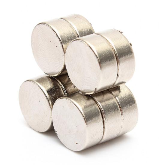 10Pcs Strong Disc Magnet 12×5mm Rare Earth Neodymium N35 2021