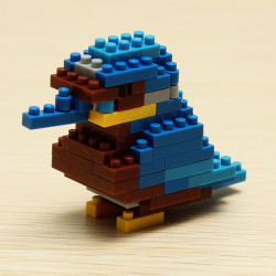 1x Animal Building Blocks Children Intelligence Educational Toy Gift