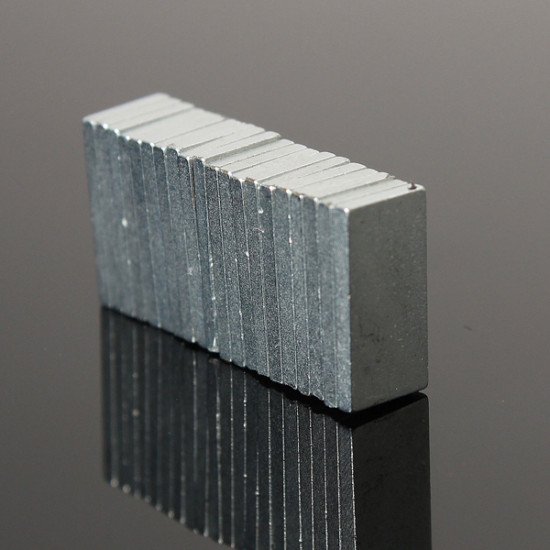 20 PCS Rare Earth Magnets 10x5x1mm N42 With Pre-Packaged 2021