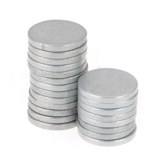 20Pcs N35 8mmx1mm Disc Rare Earth Neodymium Strong Magnets 2021