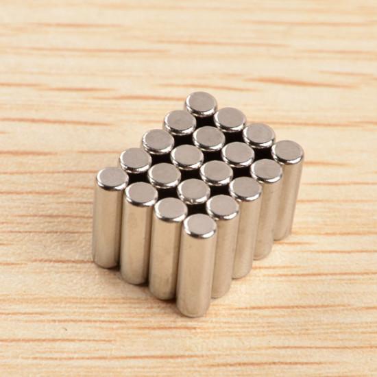 20pcs N40 D3x10mm Disc Neodymium Rare Earth Strong Magnets 2021
