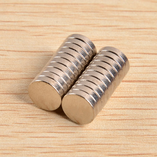 20pcs N40 D8x2mm Neodymium Magnets Rare Earth Strong Magnet 2021