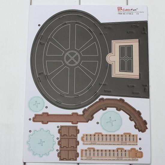 3D Puzzle Building ST Peters Basilica DIY Kids Educational Toy 2021