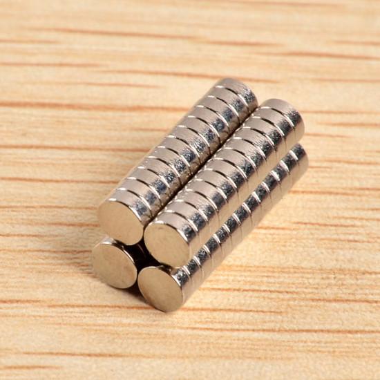 50pcs N40 4x1.5mm Neodymium Magnets Rare Earth Magnet 2021