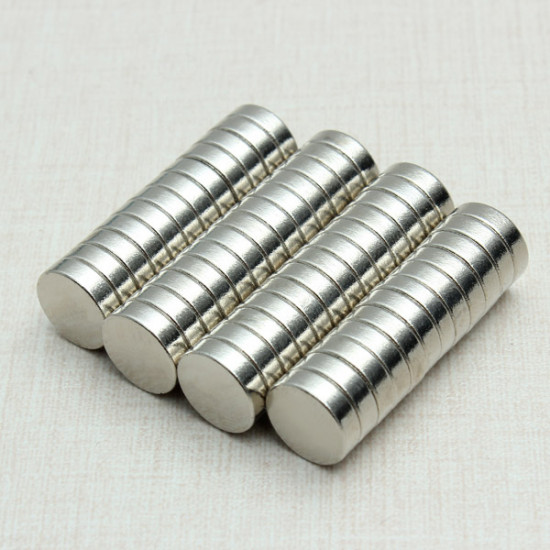 50pcs Strong Disc Round Rare Earth Neodymium Magnets N35 10x3mm 2021