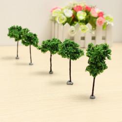 5PCS Pomegranate Tree Flowers 9cm Model Building Model Material