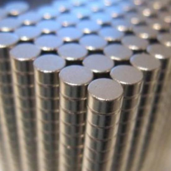 5 x DISC Neodymium Rare Earth Magnets 3mm X 2mm N50 2021