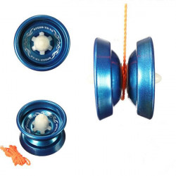 Aluminum Professional YoYo Ball Bearing String Trick Alloy Kids Toy