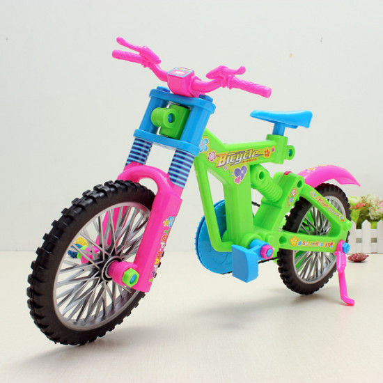 Big Size DIY Disassembling Bicycle Random Color Educational Toy 2021
